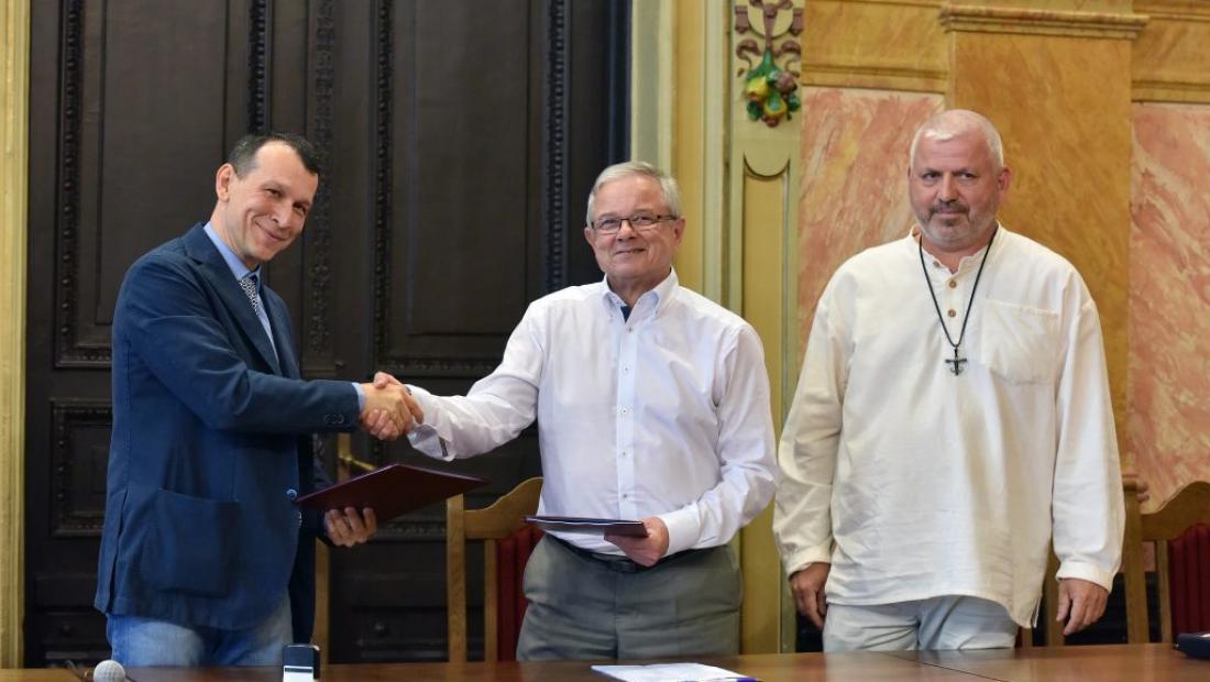 Egymilliárd forintos fejlesztés kivitelezésére szerződött a HE-DO – Penta Konzorcium