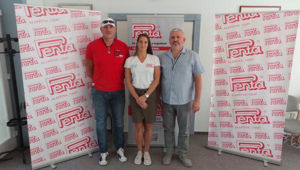 Idősebb Grózer György a Penta Gödöllői Röplabda Club női röplabdacsapatának új vezetőedzője
