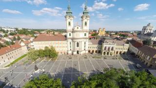 Dobó tér - Eger patak - Belvárosi térsor funkcióbővítő rehabilitációja, közterületek megújítása