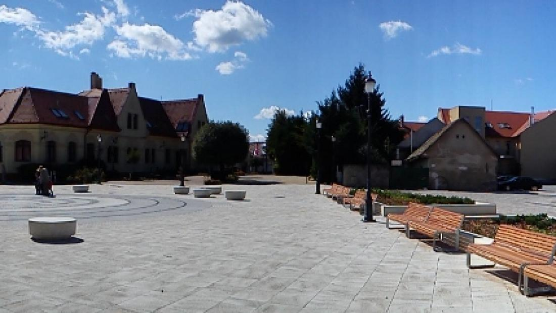 Dunakeszi Fő tér rekonstrukció I. ütem
